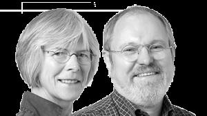 Astrid und Bernd Schlachter