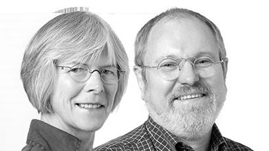Astrid und Bernd Schlachter sind das Herz der Goldschmiede.