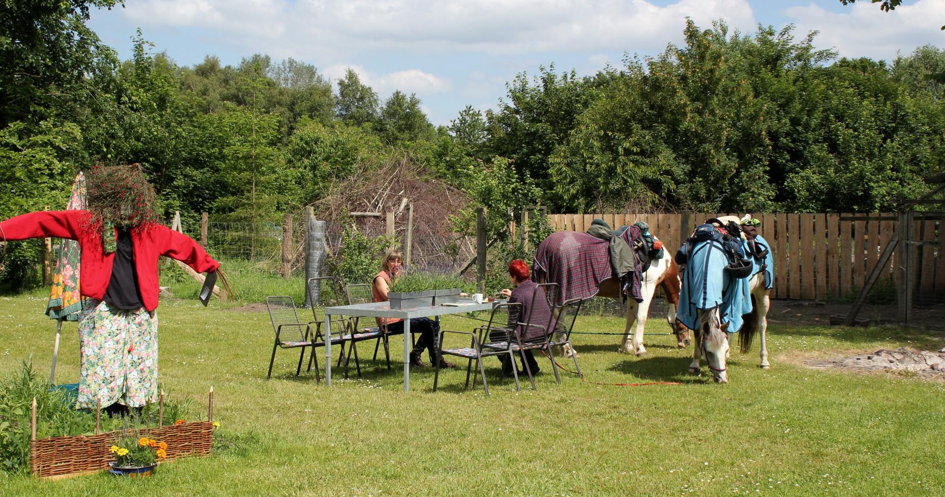 Kulturelle Landpartie in Blütlingen