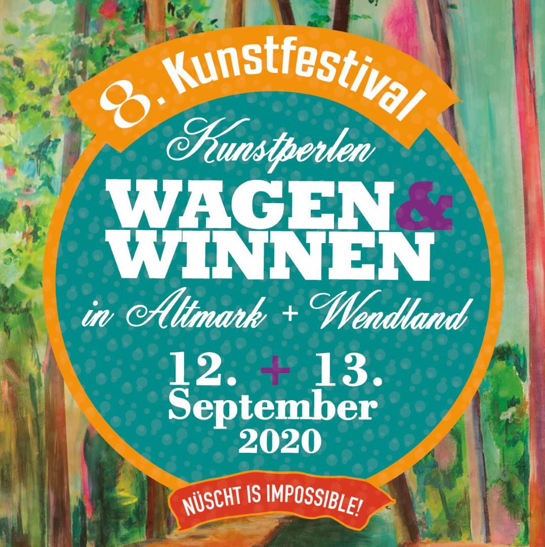 Wagen & Winnen: Kunstfestival in der Altmark und im Wendland